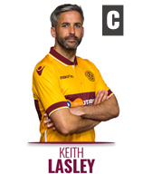 Keith Lasley