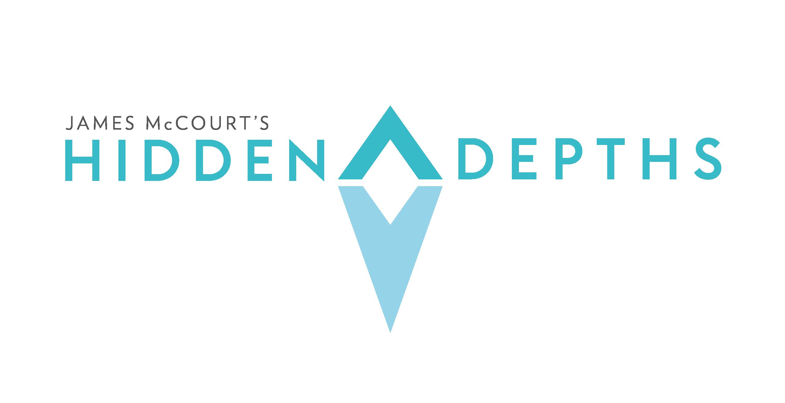 James McCourt Hidden Depths logo