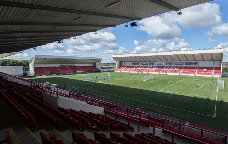 Ticket information for trip to Clyde