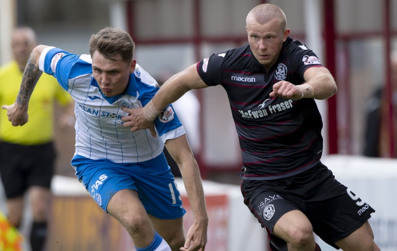 Motherwell 1-5 St Johnstone