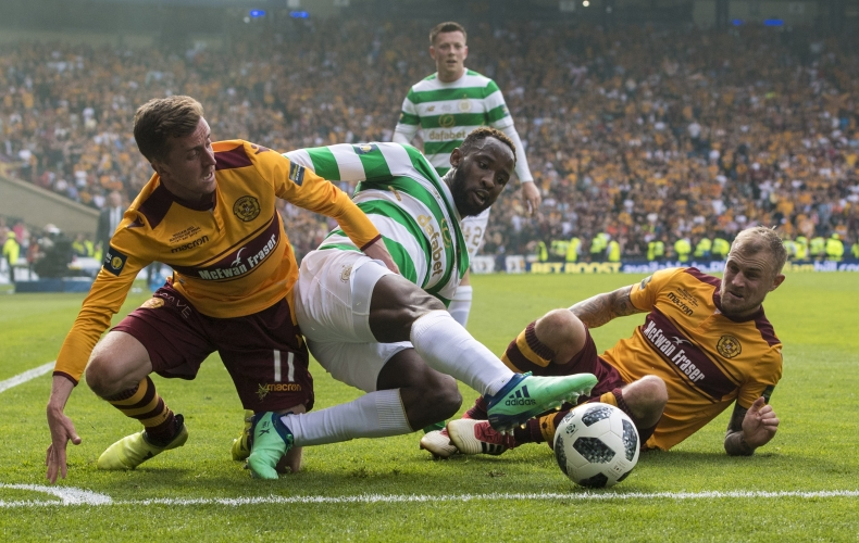 Motherwell 0-2 Celtic
