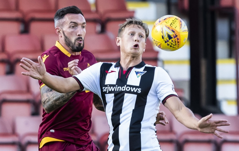 Motherwell end pre-season with Pars draw