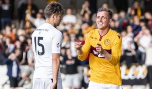 Players react to win over Edinburgh City