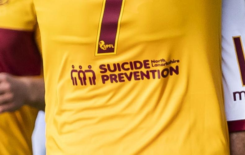 Club extend Suicide Prevention partnership