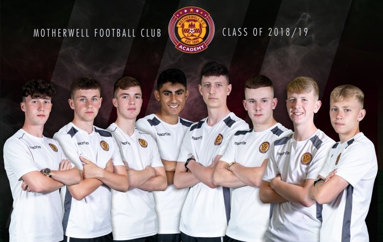 Academy stars make step to U18s team