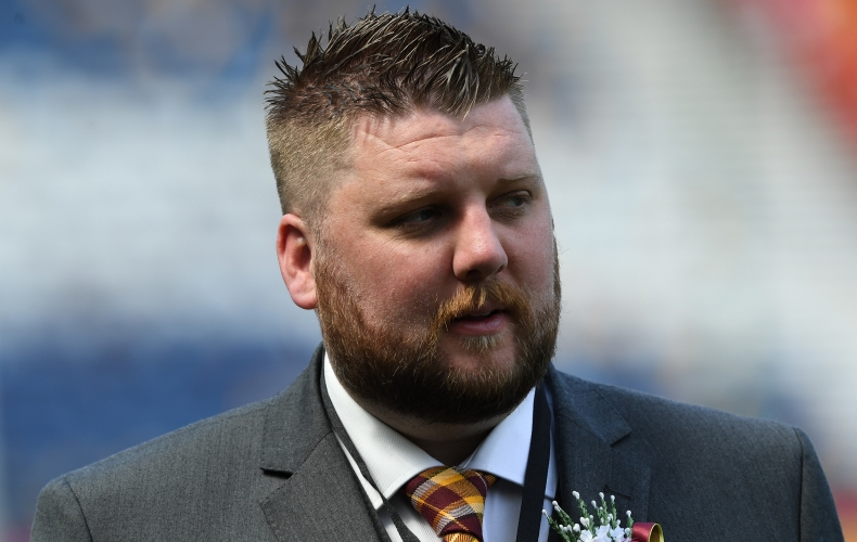 Alan Burrows appointed to SPFL board