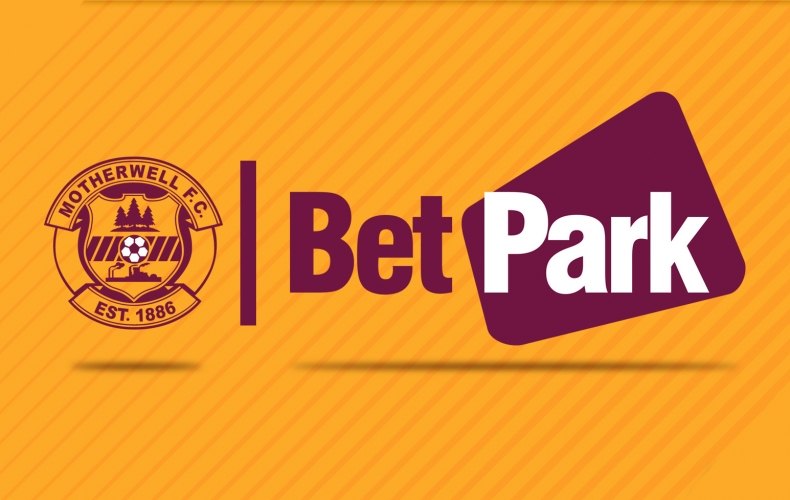 BetPark become new front of shirt partner