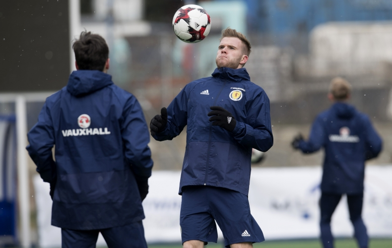 Chris Cadden gets Scotland call