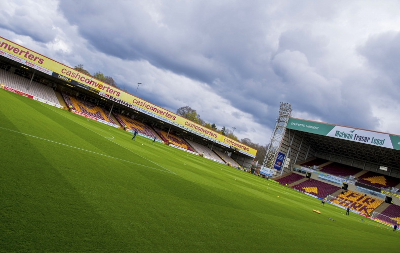 Fir Park named best pitch