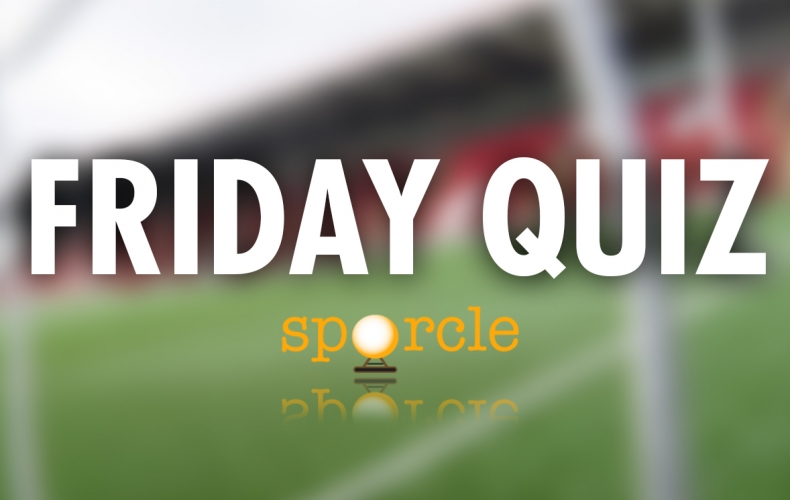 Can you beat our Friday quiz?