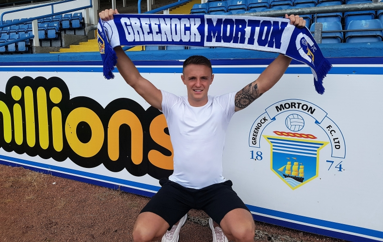 Ross MacLean goes on loan to Morton