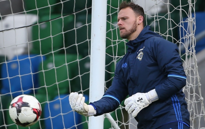 Trevor Carson called up