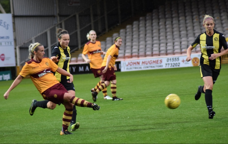 Ladies net six in Fir Park debut