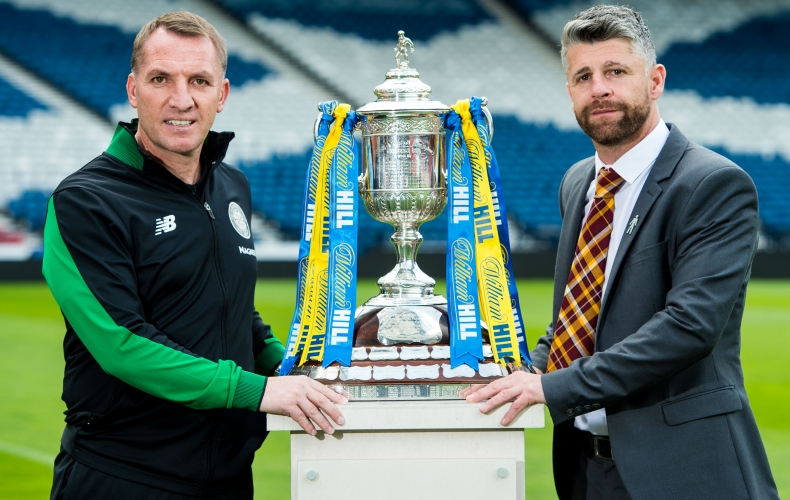 Motherwell face Celtic in cup final