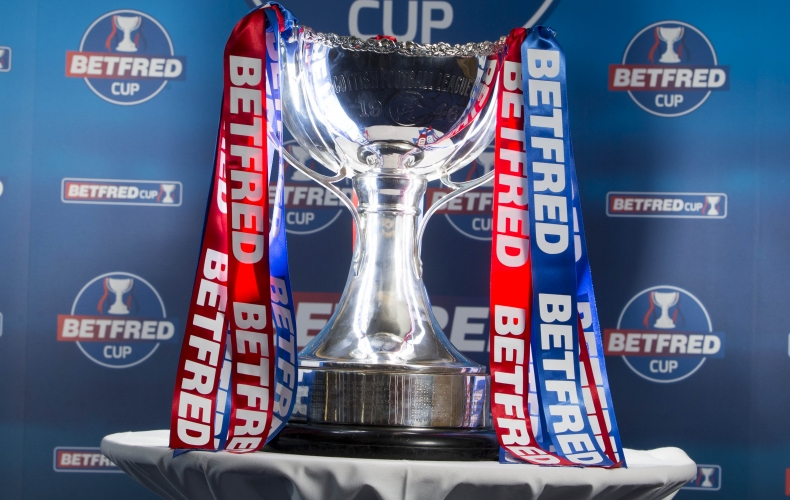 Motherwell unseeded for Betfred Cup draw