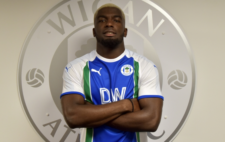 Cédric Kipré joins Wigan Athletic