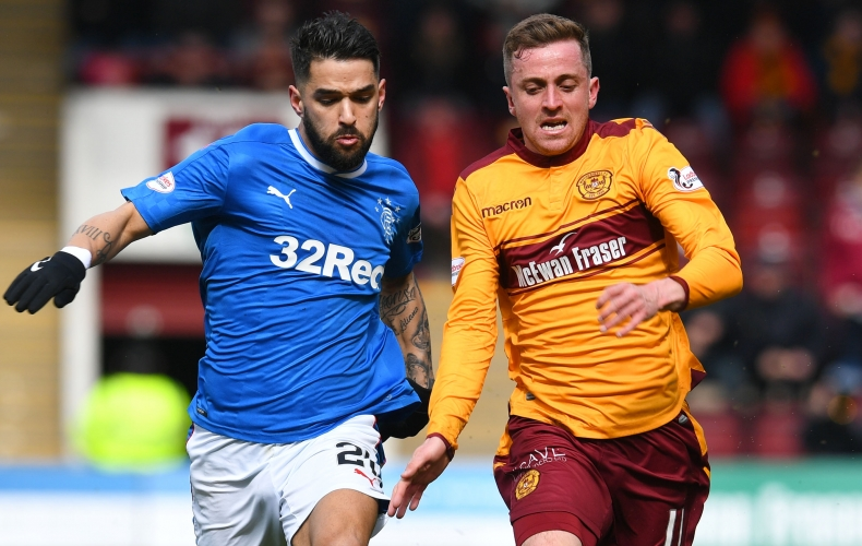 In Numbers: Motherwell welcome Rangers
