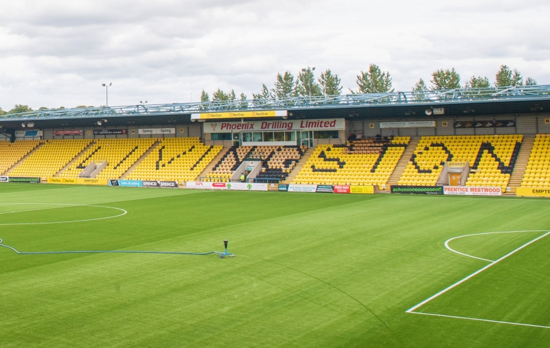 Ticket prices for Livingston cup tie