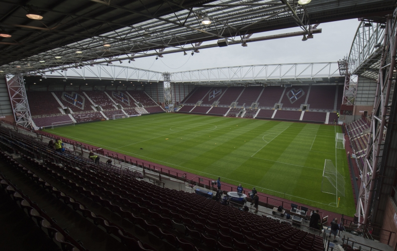 Wednesday date for Hearts quarter-final