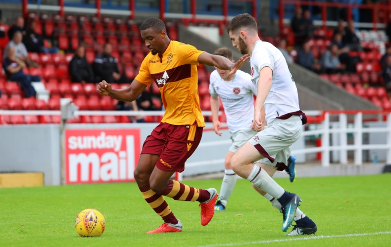 Reserves: Motherwell 2-0 Hearts