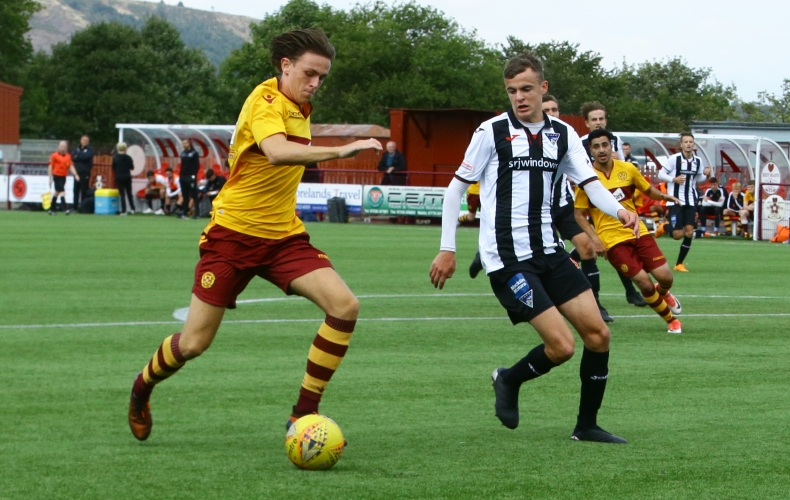 Reserves draw with Dunfermline