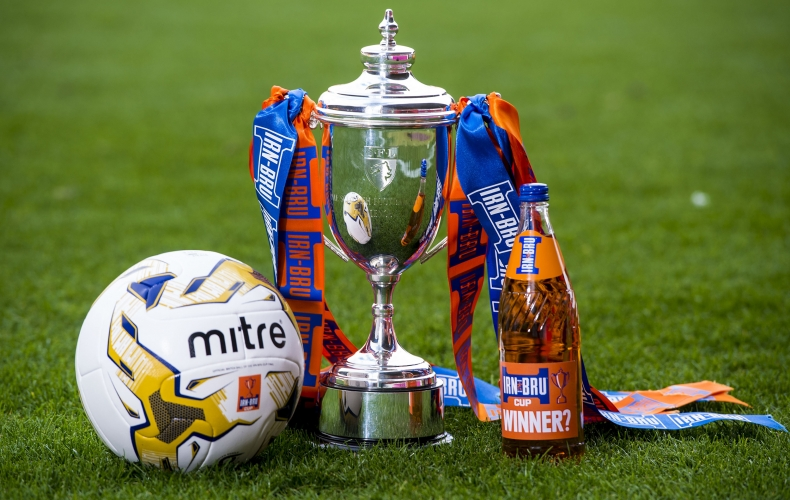 Colts prepare for Irn-Bru Cup action