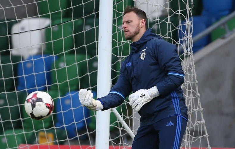 Trevor Carson called up for Northern Ireland