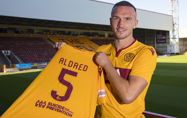 Tom Aldred returns to Motherwell