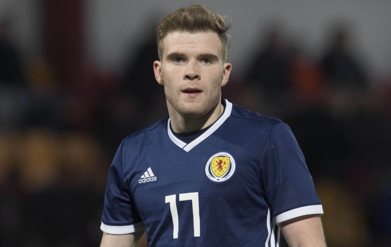Duo in action for Scotland Under 21s