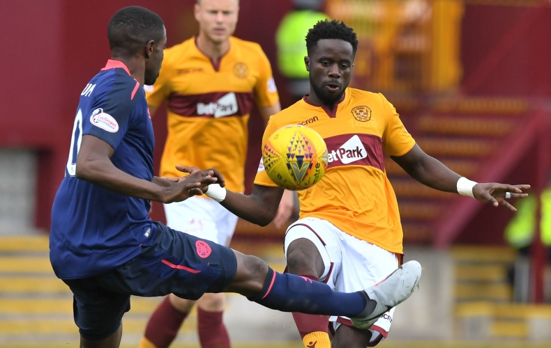 Watch Hearts v Motherwell live