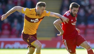 Watch highlights from Aberdeen defeat