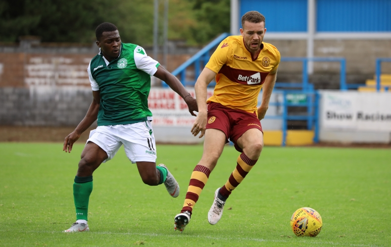 Motherwell reserves defeat Hibernian