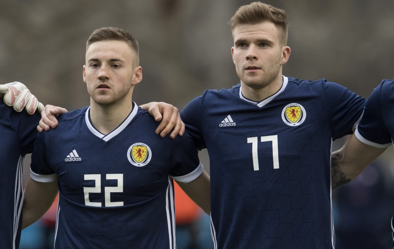 Cadden and Campbell get Scotland Under 21 call