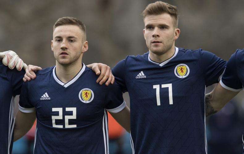 Cadden and Campbell get Scotland Under 21 call