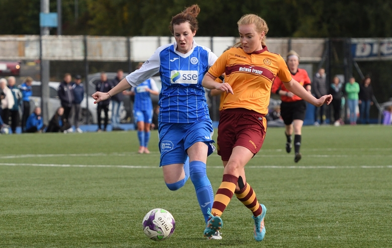 Women reach Scottish Cup semi-final