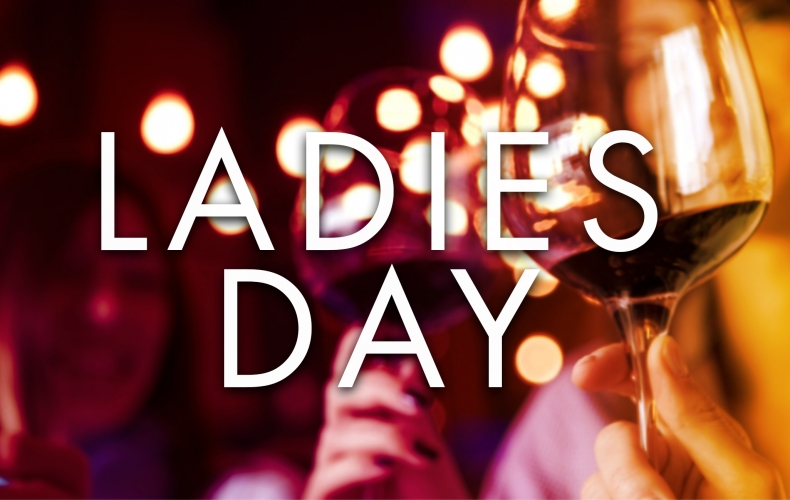 Don't miss our Ladies Day