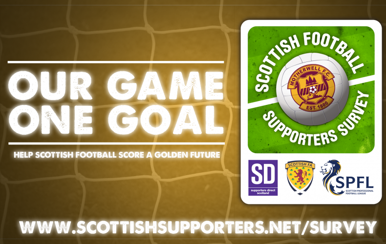 Take part in the Scottish Football Supporters Survey