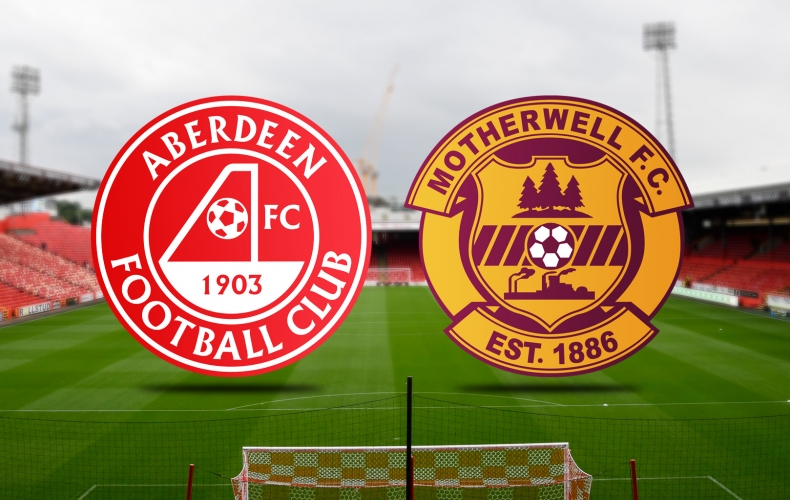 Previewing the trip to face Aberdeen