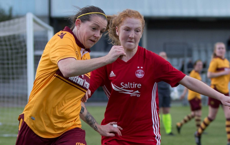 Women put four past Aberdeen