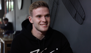 A coffee and a chat with Chris Cadden