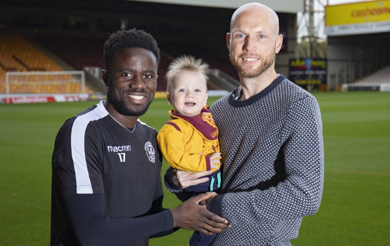 Gaël Bigirimana is your August player of the month
