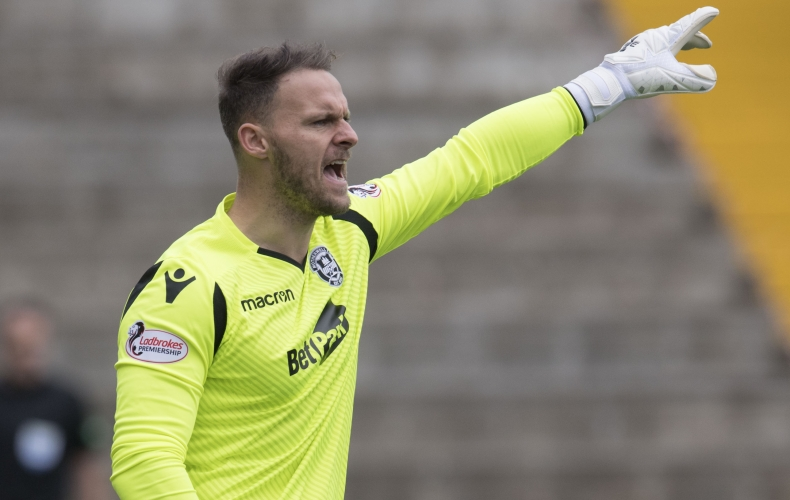 Trevor Carson called up by Northern Ireland