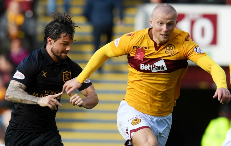 Motherwell 1 – 1 Livingston