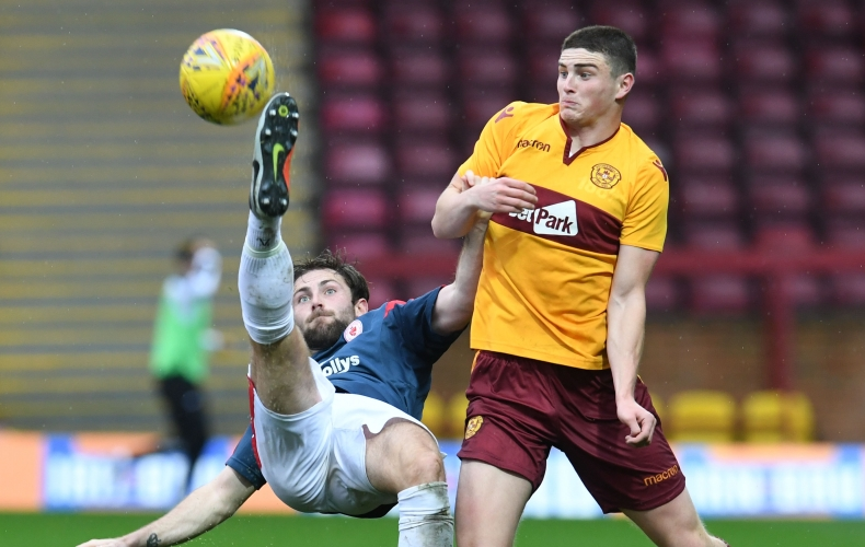 Motherwell Colts 2 – 0 Sligo Rovers