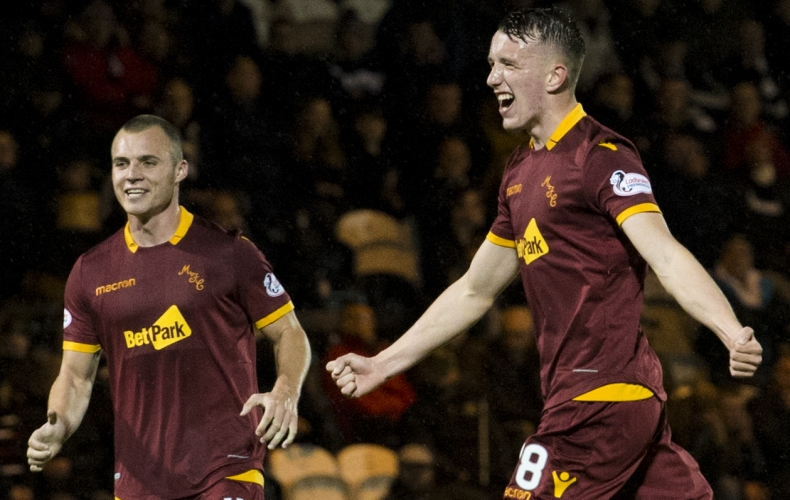 St Mirren 0 – 2 Motherwell