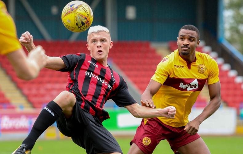 Reserves put five past Pars