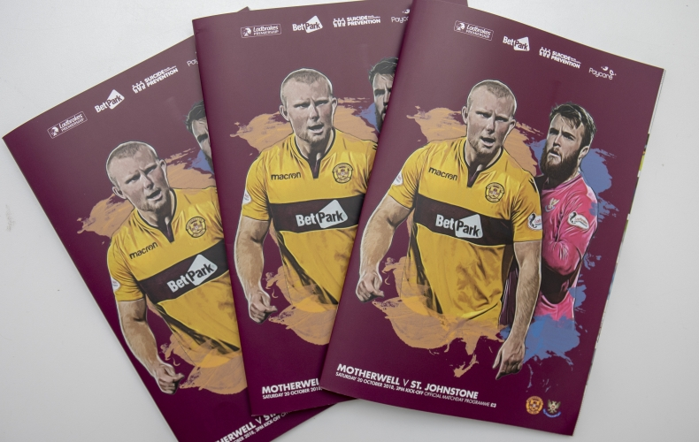 Inside this week's matchday programme