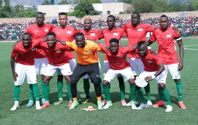 Bigirimana still in Africa Cup of Nations contention