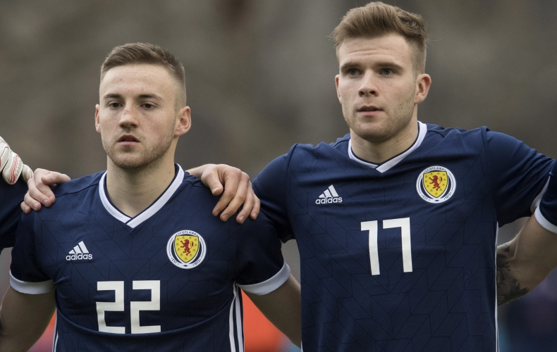 Cadden and Campbell feature in Scotland loss