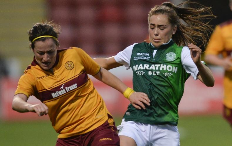 Women lose Scottish Cup final